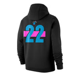 Jimmy Butler ViceWave Name & Number Hoodie - 2