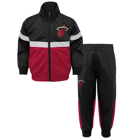 Miami HEAT Kids Track Jacket Set