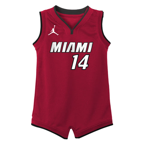Nike Statement Red Tyler Herro Infant Romper