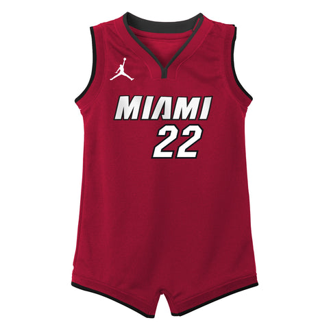 Nike Statement Red Jimmy Butler Infant Romper