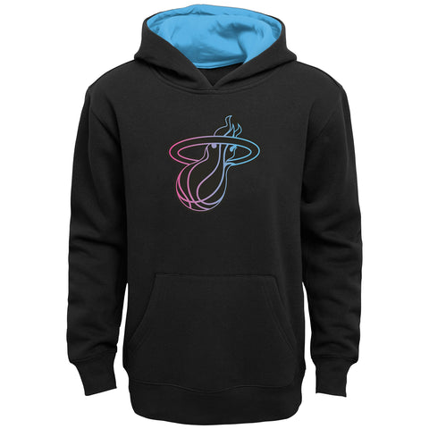Miami HEAT ViceVersa Youth Pull Over Hoodie