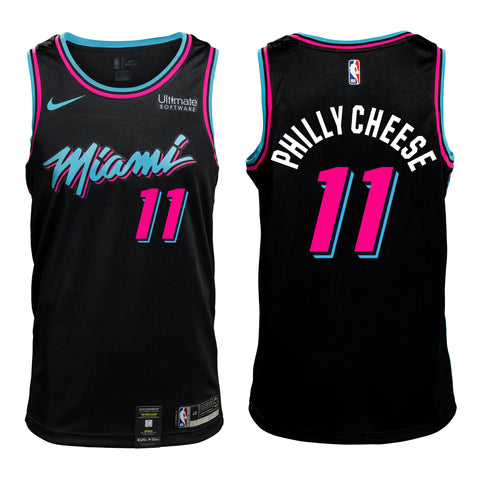 #11 PHILLY CHEESE Personalized Vice Jersey Youth