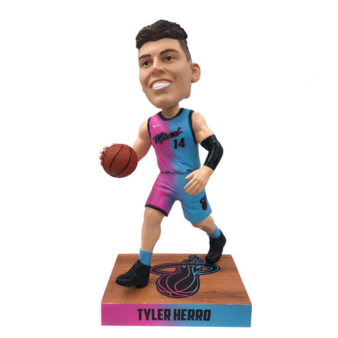 Forever Collectibles ViceVersa Tyler Herro Bobblehead