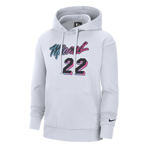 Jimmy Butler Nike ViceVersa Name and Number Youth Hoodie