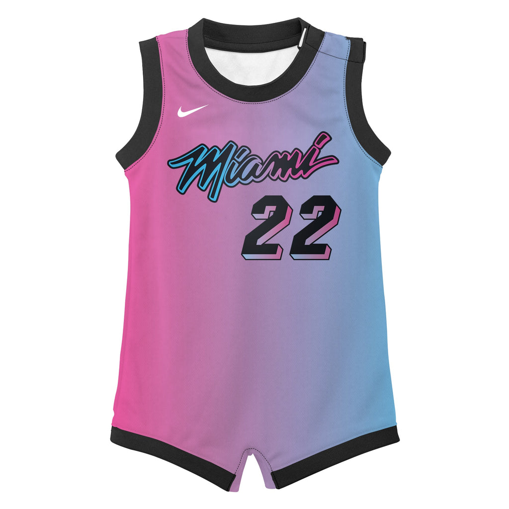 Jimmy Butler Nike ViceVersa Onesie Jersey - featured image