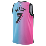 Goran Dragic Nike ViceVersa Swingman Jersey - 2