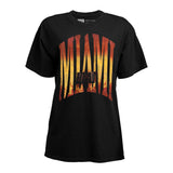 Court Culture Miami Flames Unisex Tee - 3
