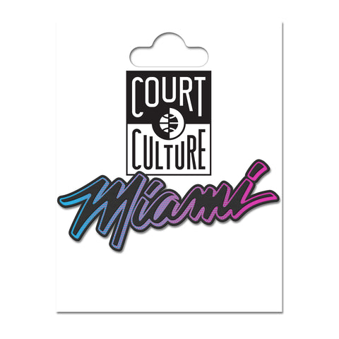 Court Culture ViceVersa Pin