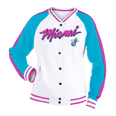 New ERA ViceWave Ladies Varsity Jacket