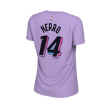 Tyler Herro Nike ViceVersa  Name & Number Ladies Tee - 2