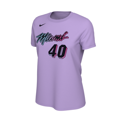 Udonis Haslem Nike ViceVersa  Name & Number Ladies Tee