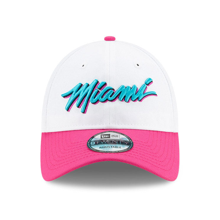 New ERA ViceWave Alternate Miami City Series Dad Hat - featured image