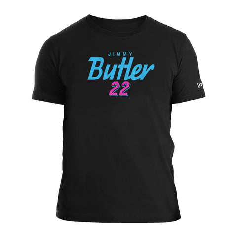 New ERA Jimmy Butler Vice Name & Number Tee