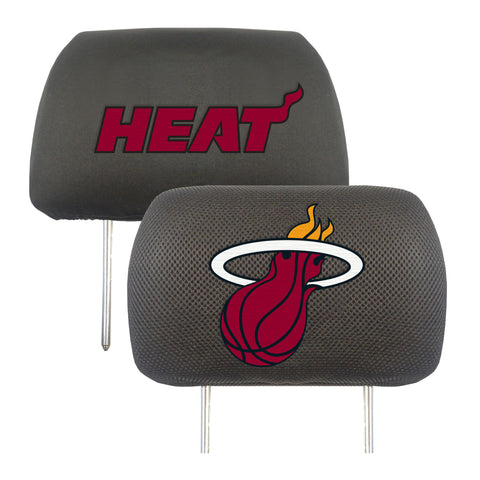 FanMats Embroidered Headrest Cover