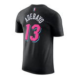 Bam Adebayo Nike Youth Vice Nights Name & Number Tee - 2