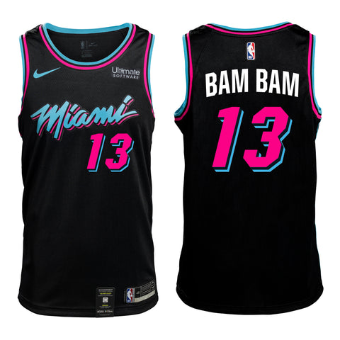 #13 BAM BAM Personalized Vice Jersey Youth