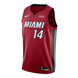 Tyler Herro Nike Statement Red Swingman Jersey - 1