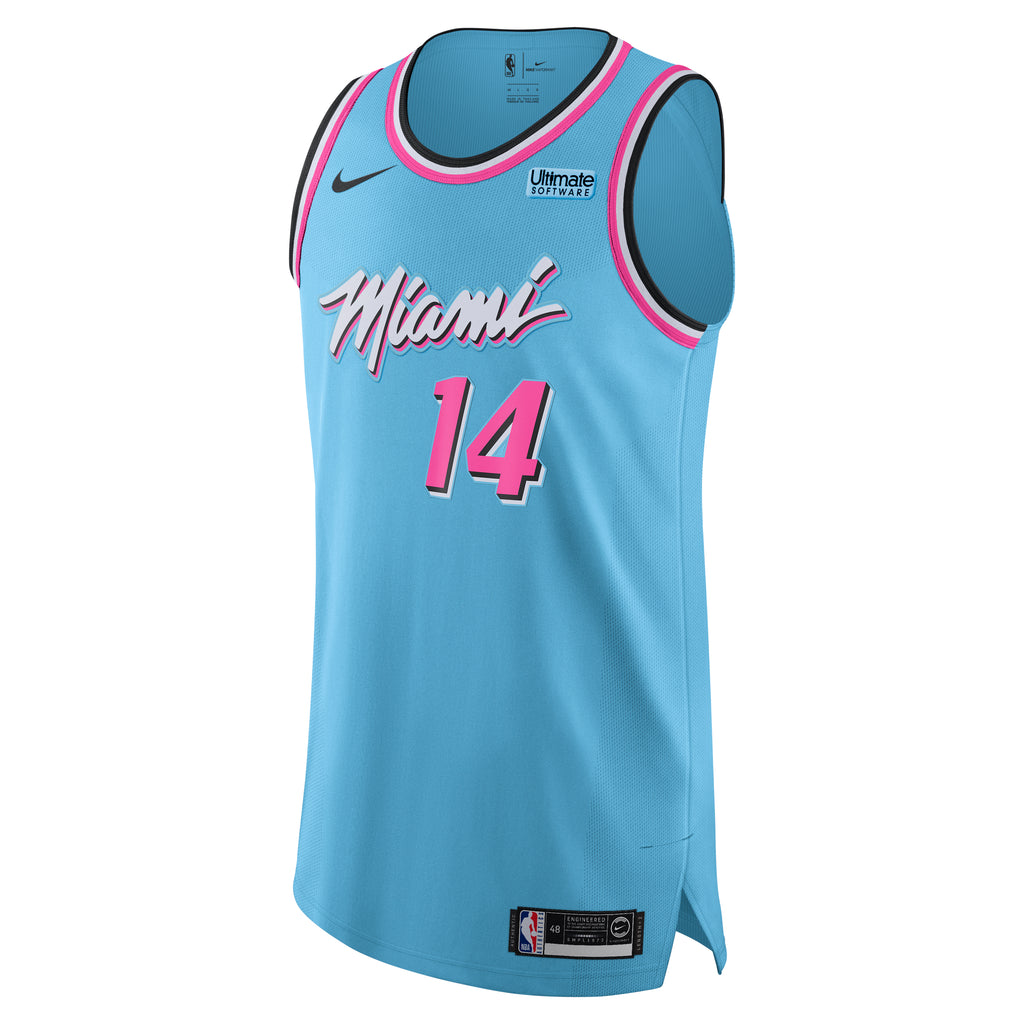 Tyler Herro Nike Vicewave Authentic Jersey - featured image