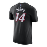 Tyler Herro Icon Black Youth Name & Number Tee - 2