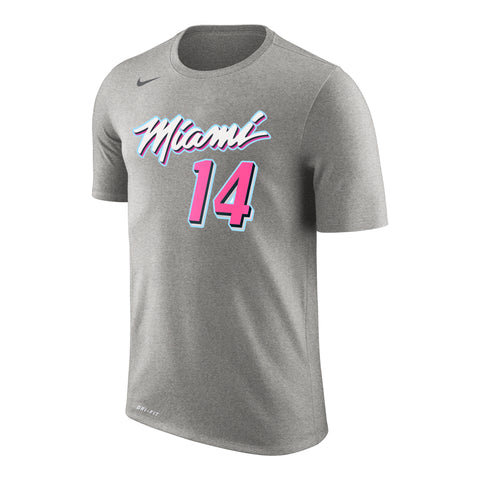 Tyler Herro Nike Miami HEAT ViceWave Variant Name & Number Tee