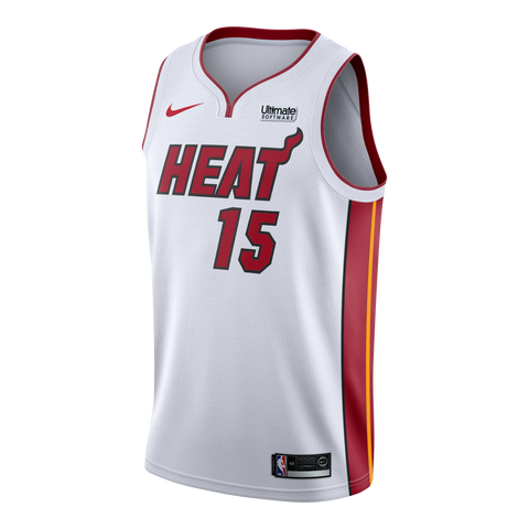 Chris Macon Nike Miami HEAT Youth Association White Swingman Jersey