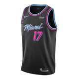 Kyle Alexander Nike Miami HEAT Vice Nights Swingman Jersey - 1