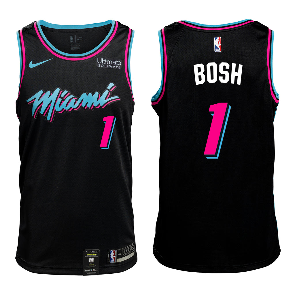 Chris Bosh Vice Nights Swingman Jersey - featured image