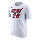 Justise Winslow Nike Youth White Name & Number Tee - 1