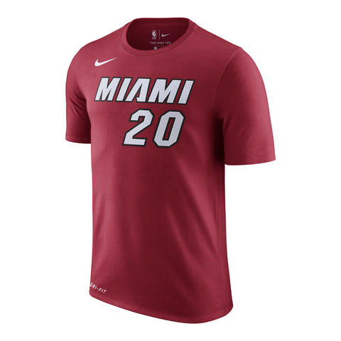Justise Winslow Nike Youth Red Name & Number Tee