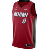 Moe Harkless Jordan Brand Statement Red Swingman Jersey - 1