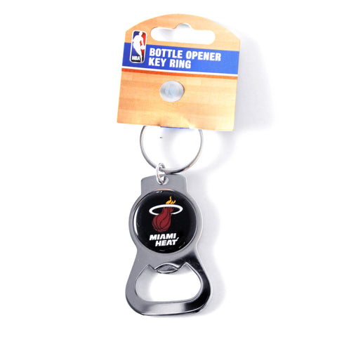 Miami HEAT Bottle Opener Key Ring