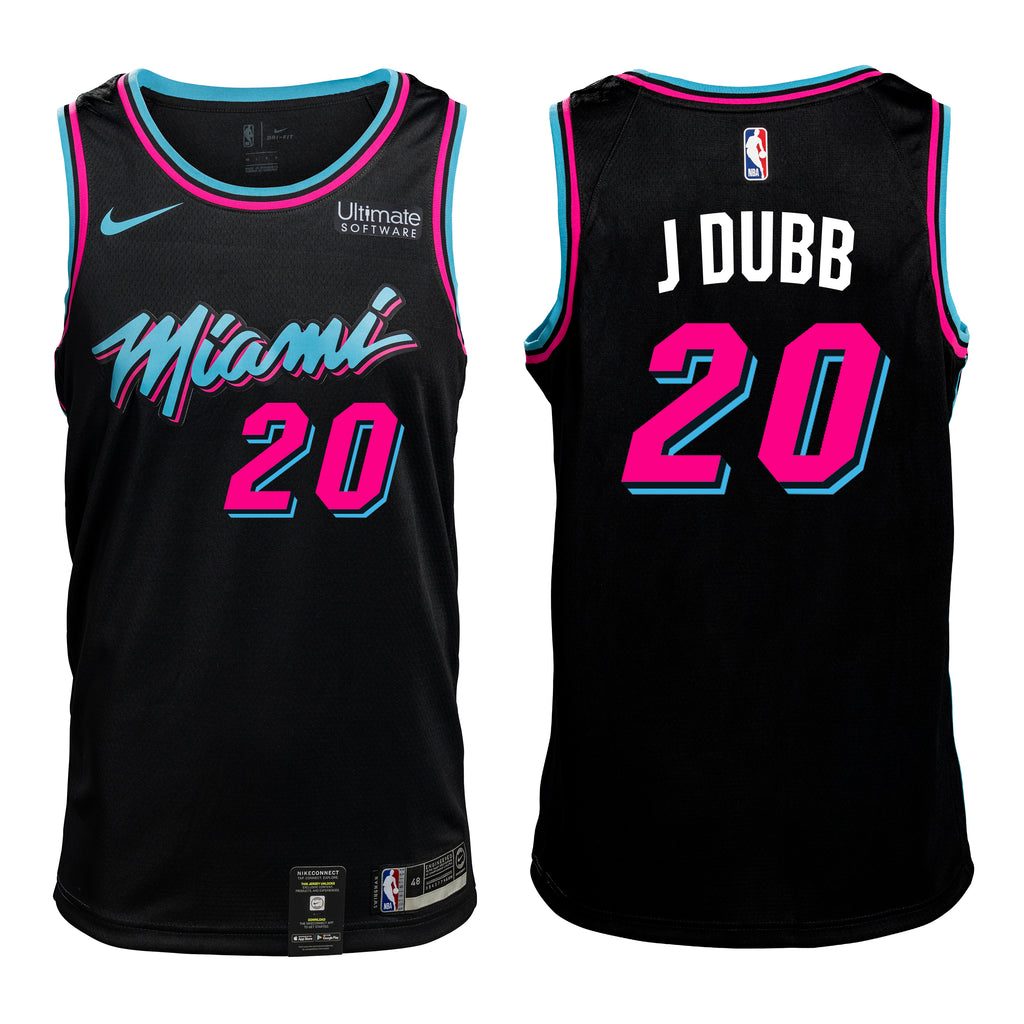 #20 J DUBB Personalized Vice Jersey Youth - featured image