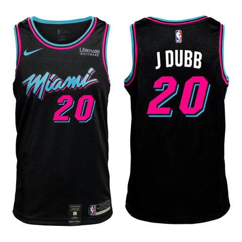 #20 J DUBB Personalized Vice Jersey