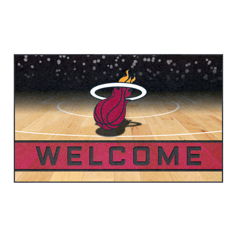 FanMats Miami HEAT Rubber Doormat