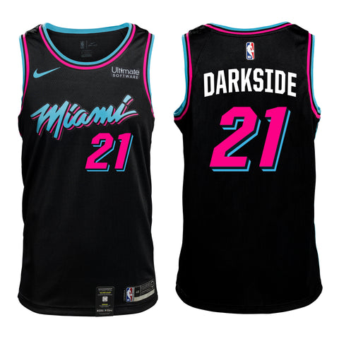 #21 DARKSIDE Personalized Vice Jersey Youth