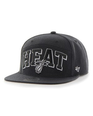 '47 Miami HEAT Devoe Captian Hat - featured image
