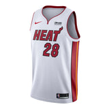 Andre Iguodala Nike Miami HEAT Association White Swingman Jersey - 1
