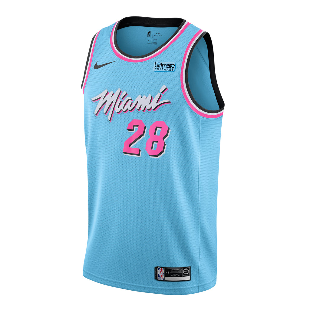 Andre Iguodala Nike Miami HEAT ViceWave Swingman Jersey - featured image