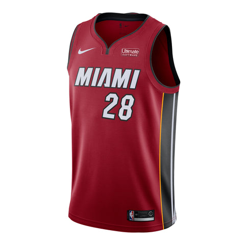 Andre Iguodala Nike Miami HEAT Statement Red Youth Swingman Jersey