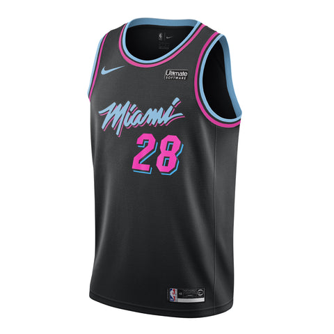 Andre Iguodala Nike Miami HEAT Vice Nights Swingman Jersey