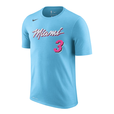 Dwyane Wade Nike ViceWave Name & Number Tee