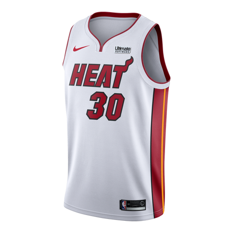 Chris Silva Nike Miami HEAT Youth Association White Swingman Jersey