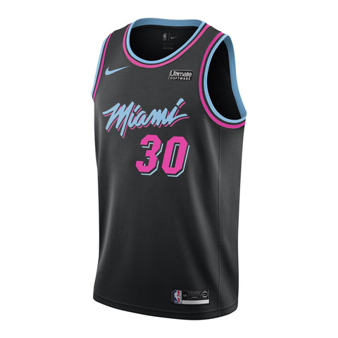 Chris Silva Nike Miami HEAT Vice Nights Swingman Jersey