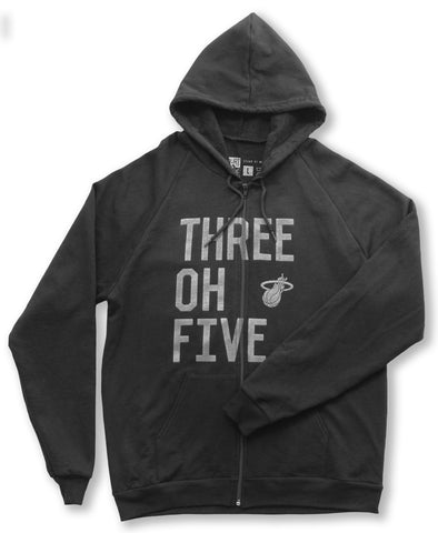 Court Culture Three Oh Five Zip Hoodie