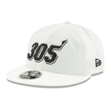 Court Culture 305 Curved Hat - 3
