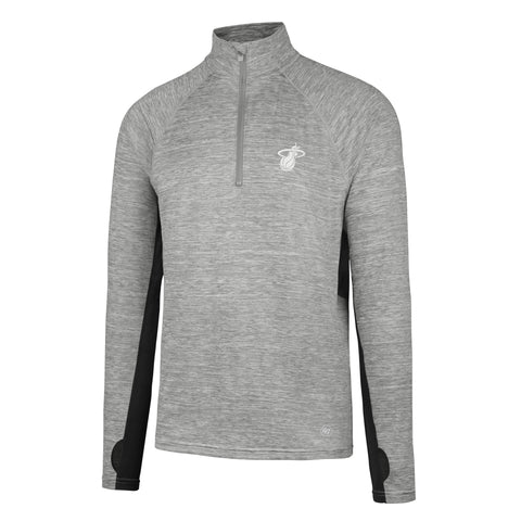 '47 Miami HEAT Forward Microlite 1/4 Zip Pullover