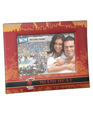 Miami HEAT Picture Frame - featured image