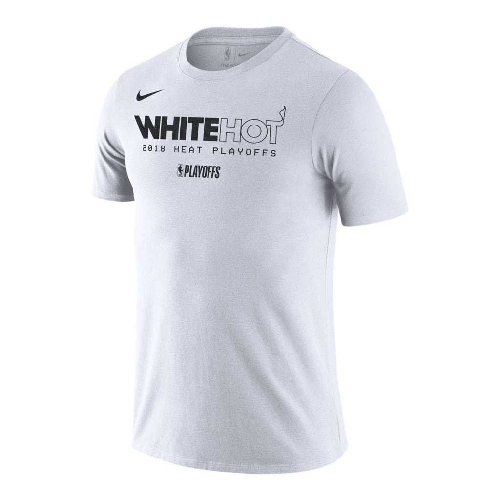 Nike White Hot Playoffs Tee - featured image