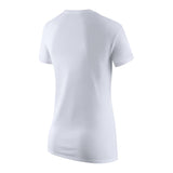 Nike Ladies White Hot Playoff Tee - 2