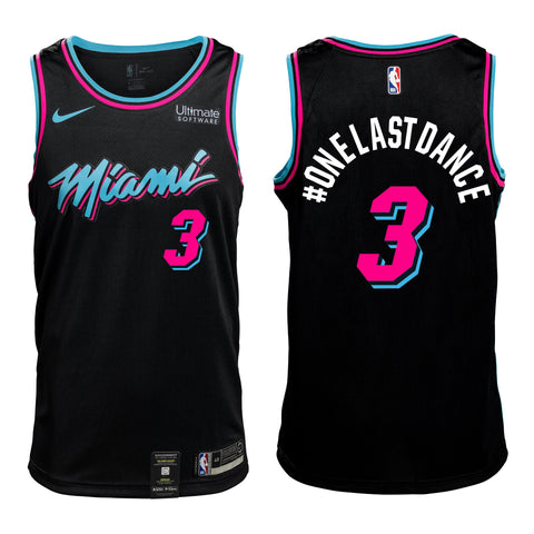 #3 ONELASTDANCE Vice Nights Swingman Jersey